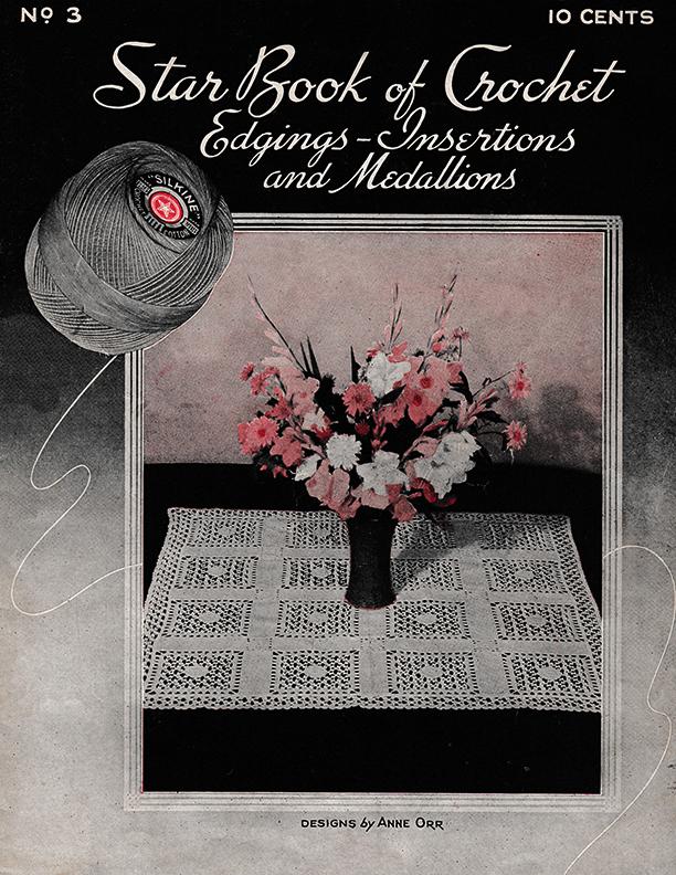 Star Book of Crochet | Book 3 | American Thread Company