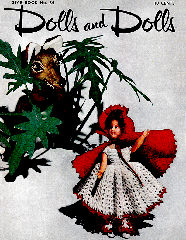 Dolls and Dolls | Star Book 84 | American Thread Company