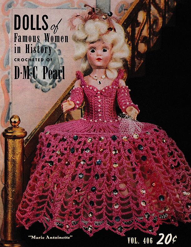 Dolls of Famous Women | DMC Volume 406
