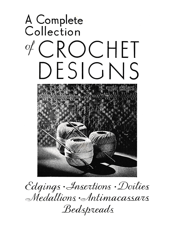 A Complete Collection of Crochet Designs | The Spool Cotton Company