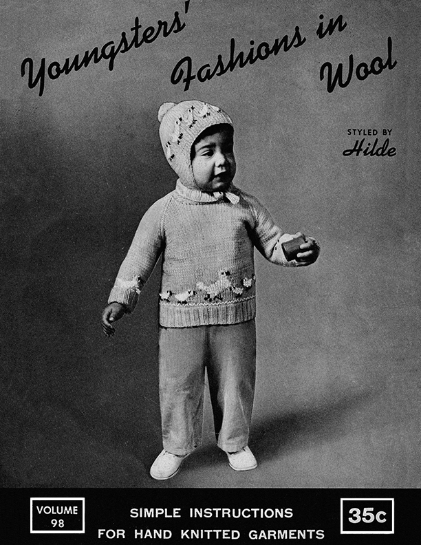 Youngsters | Fashions in Wool | Styled by Hilde Volume No. 98