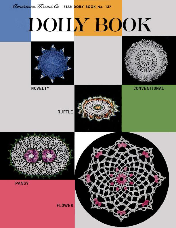 Doily Book | Star Book 137