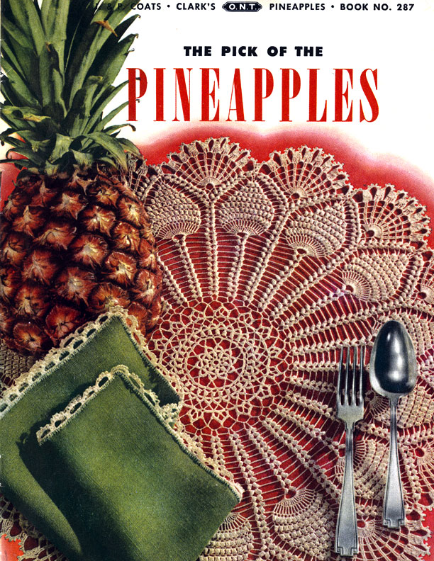Pick of the Pineapples | Book No. 287 | The Spool Cotton Company