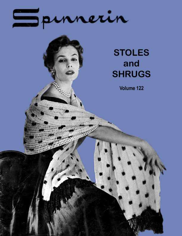 Stoles & Shrugs | Spinnerin Volume 122