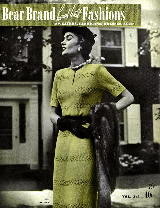 Hand Knit Fashions | Bernhard Ulmann Company | Volume 341