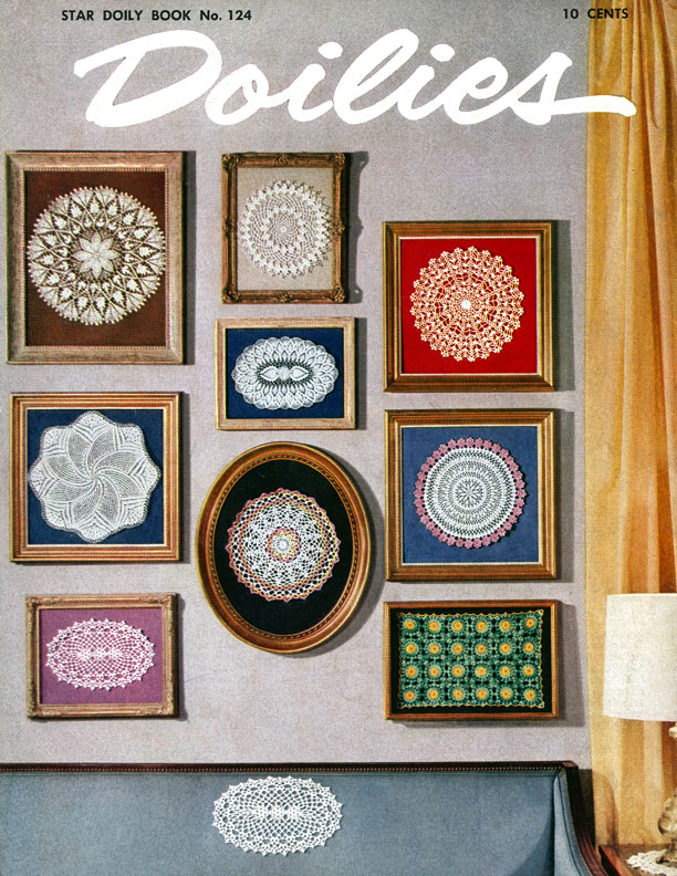 Doilies | Star Book No. 124 | American Thread Company