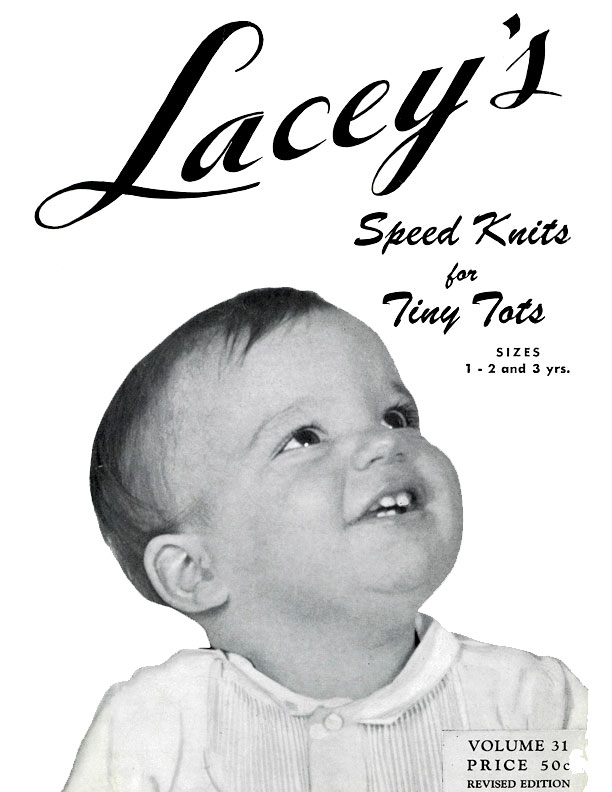 Lacey's Speed Knits for Tiny Tots | Volume 31