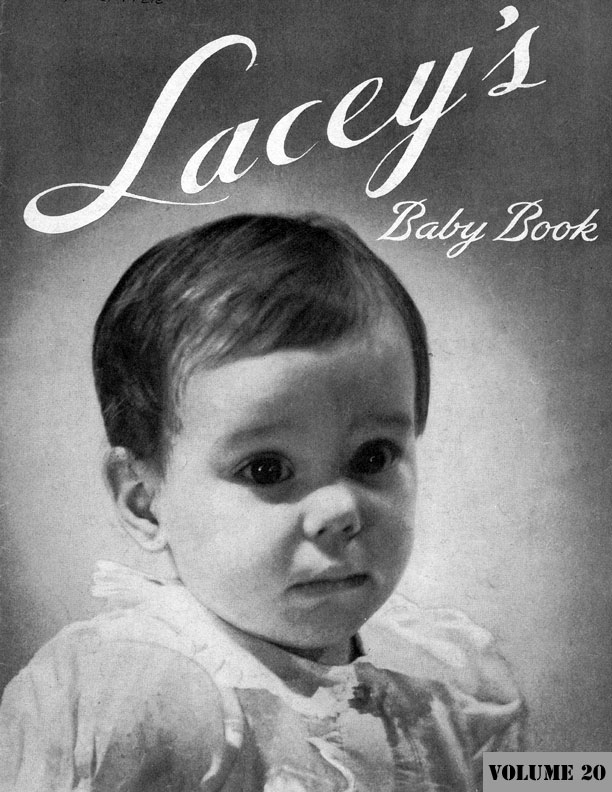 Lacey's Baby Book | Volume 20
