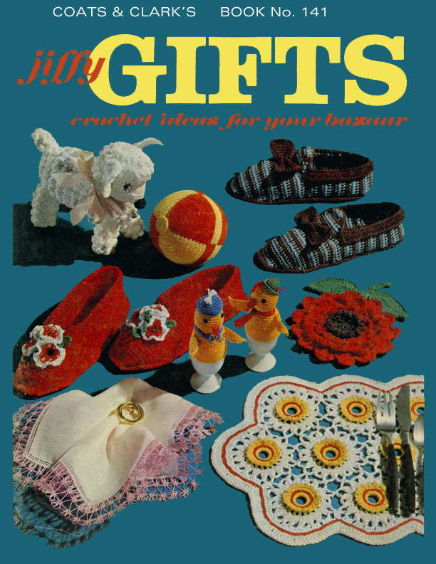 Jiffy Gifts | Coats - Clark's Book No. 141