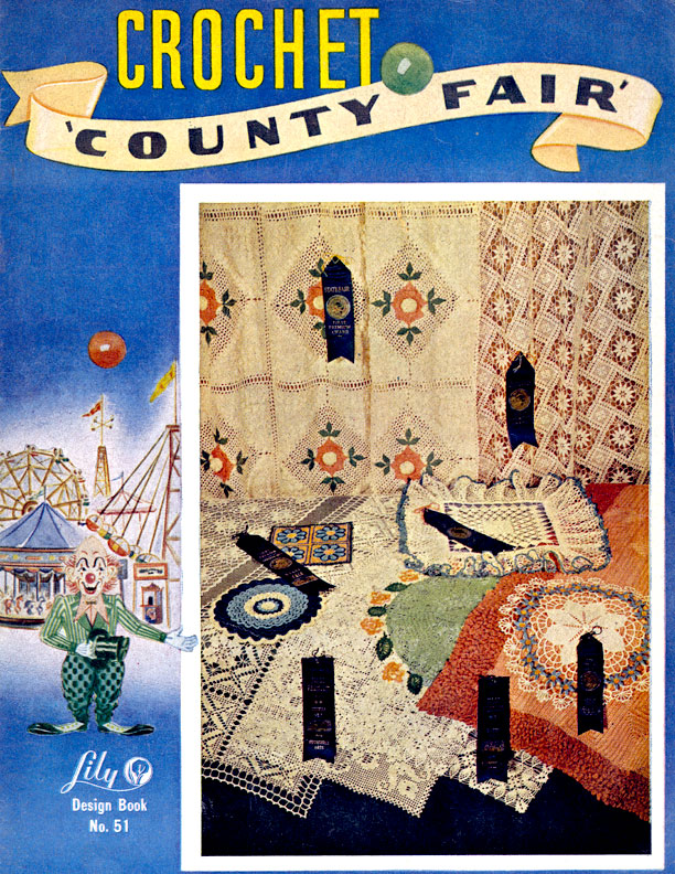 Crochet Country Fair | Lily Design Book No. 51